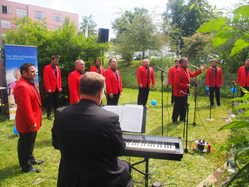 Konzert der Mainzer Hofsänger