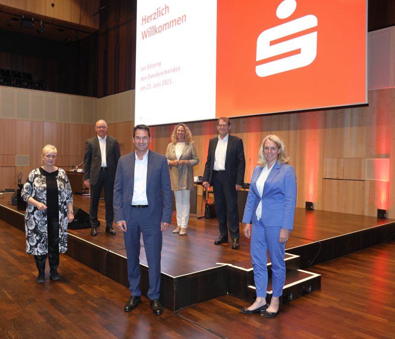 Jörg Brendel ist neues Vorstandsmitglied der Sparkasse Rhein-Nahe