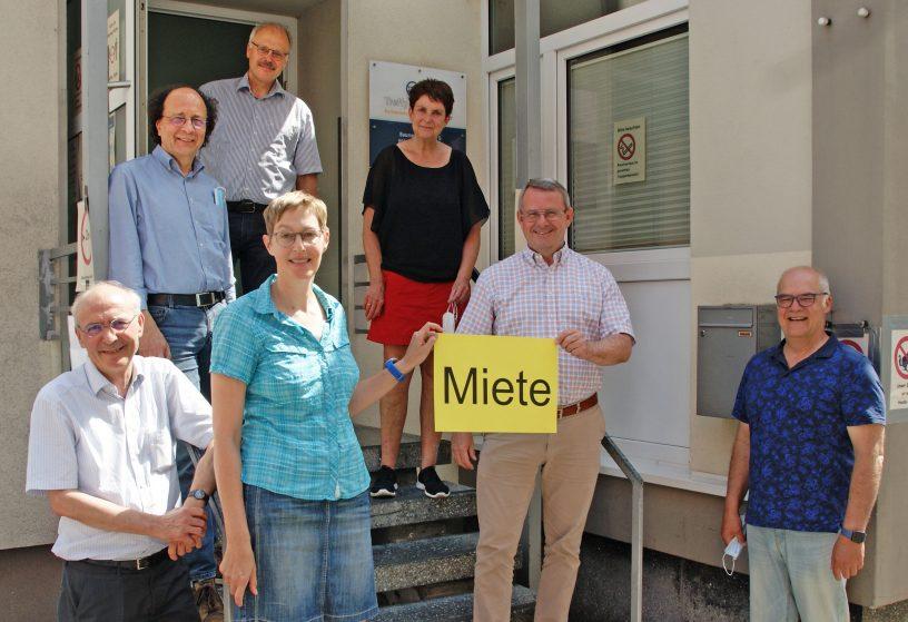 Kath. Gemeinde zahlt Miete für Treffpunkt Reling