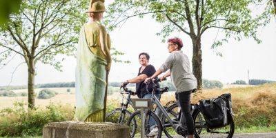 Birkenfeld: Birkenfeld tritt in die Pedale