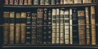 Books Library Reading Education  - StockSnap / Pixabay