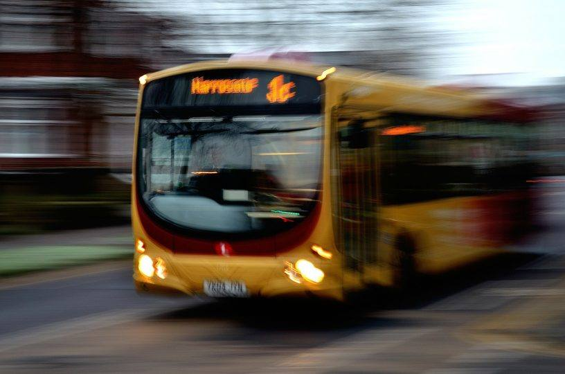 E-Busse im Birkenfelder ÖPNV