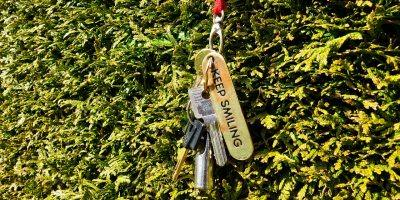 Birkenfeld: Neue Luca-Schlüsselanhänger