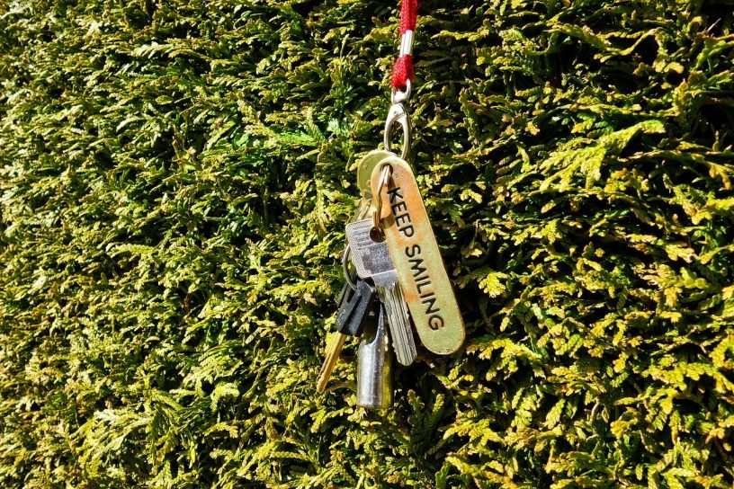 Neue Luca-Schlüsselanhänger