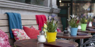 Outdoor Restaurant Decor Design  - Giulidesign / Pixabay