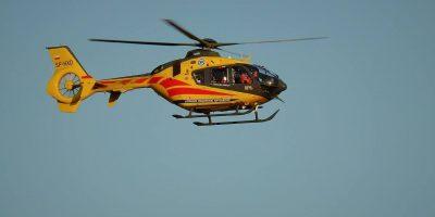 Birkenfeld: Gasleitungskontrolle per Hubschrauber