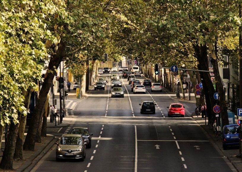 Autofreie Innenstadt