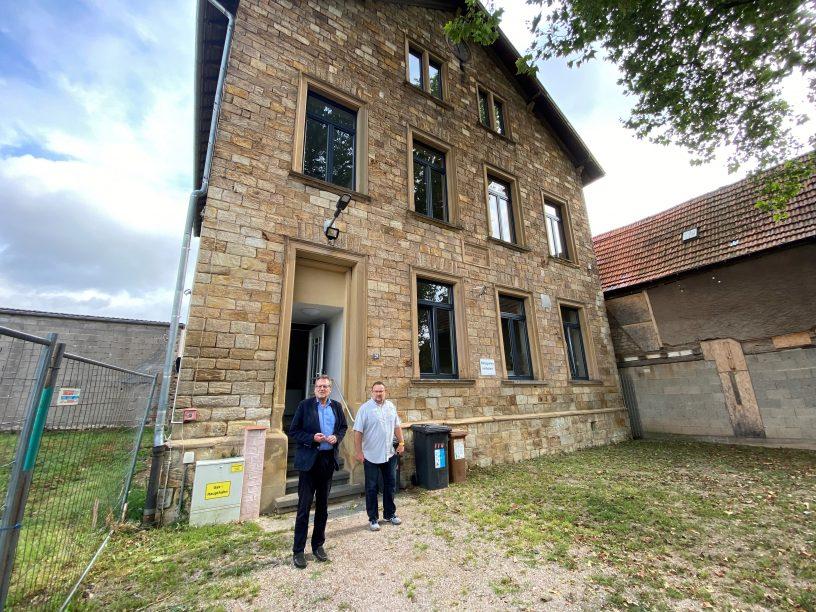 """""""Alte Schule"""" erstrahlt in neuem Glanz"""