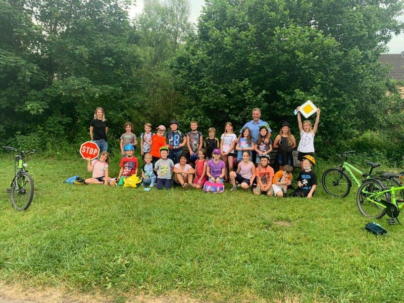 Fahrradschule für Kids