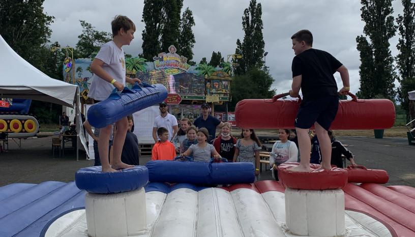 Kids Funplace zieht positives Fazit