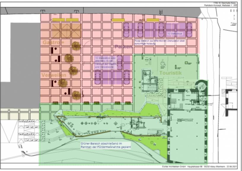 Parkdeck Kronenplatz soll umgestaltet werden