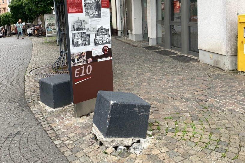 Tiefbauamt Idar-Oberstein bittet um Zeugenhinweise