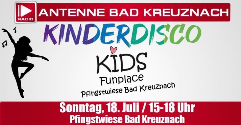 Kinderdisco beim Kids Funplace