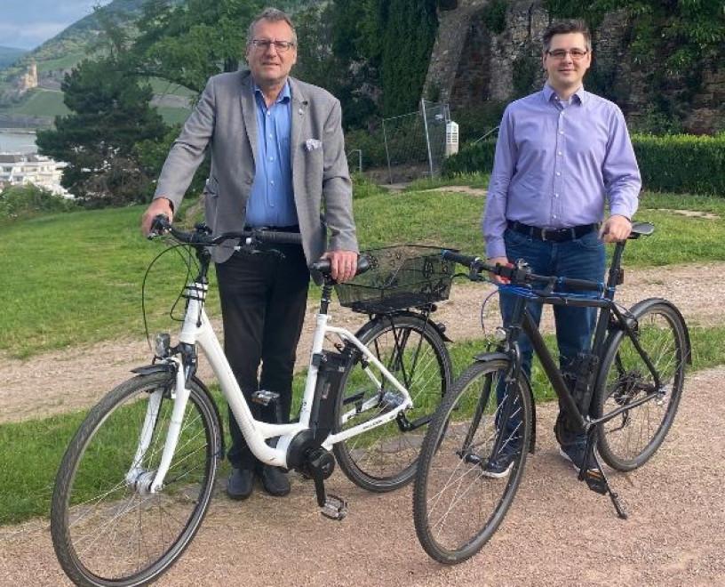 Neuer Fahrradbeauftragter der Stadt Bingen