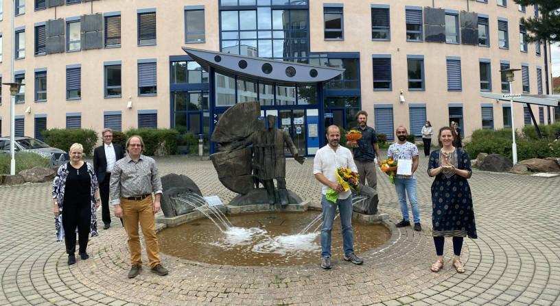 """""""Oriental Jazz Quintett"""" gewinnt Kulturpreis Mainz-Bingen"""