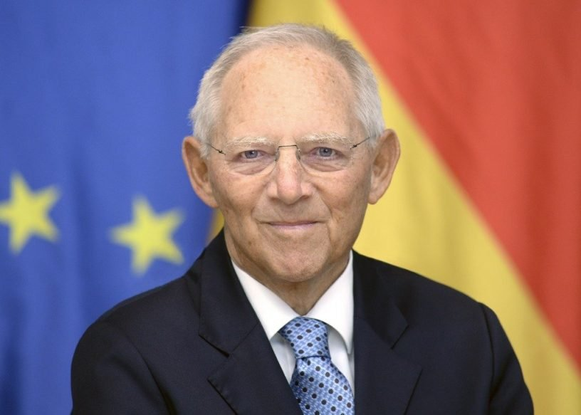 Schäuble kommt am Samstag