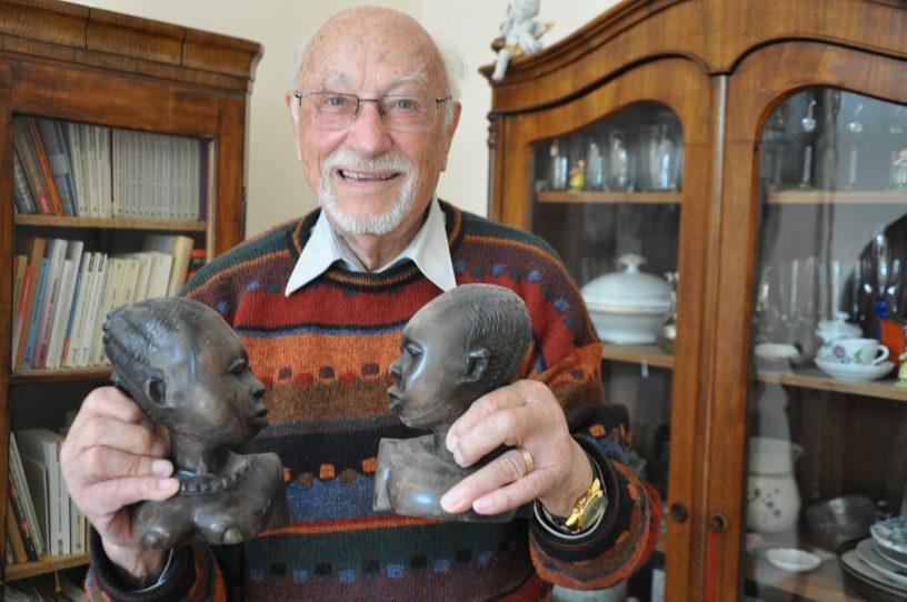 Dr. Walter Grein verstorben