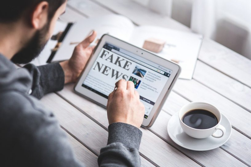 Kampf gegen Fake-News
