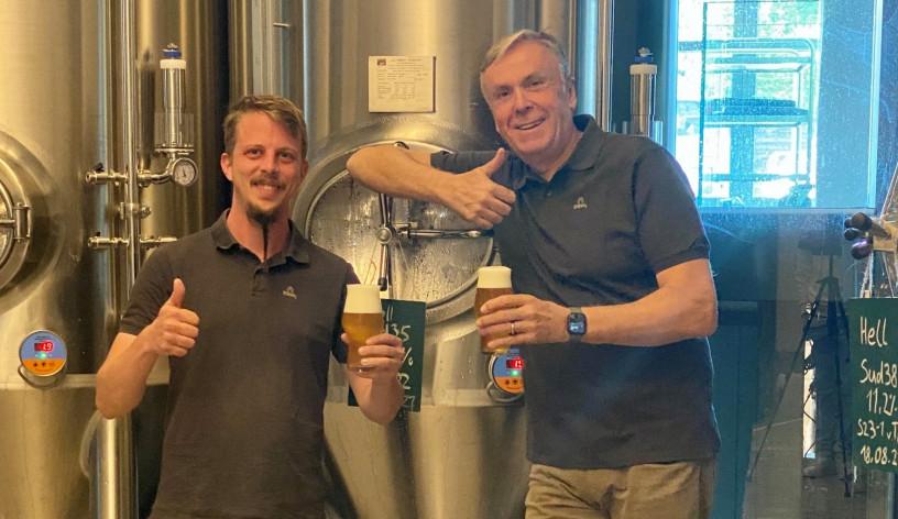 DENKMALz zu beliebtesten Bier gewählt