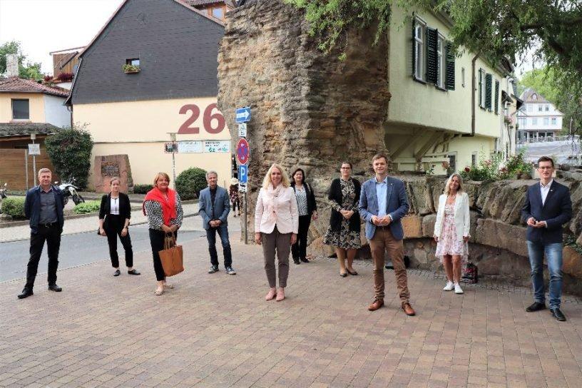 Delegation aus Neuruppin besucht Partnerstadt