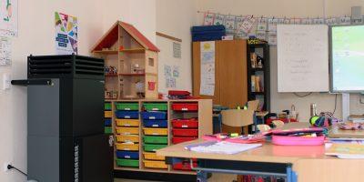 Bad Kreuznach: Luftreinigungsfilter für Grundschulen