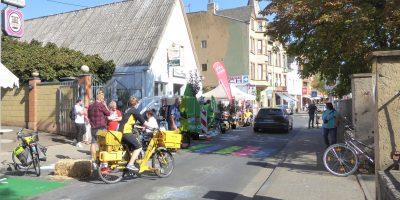 Bad Kreuznach: Parking Day in der Mühlenstraße