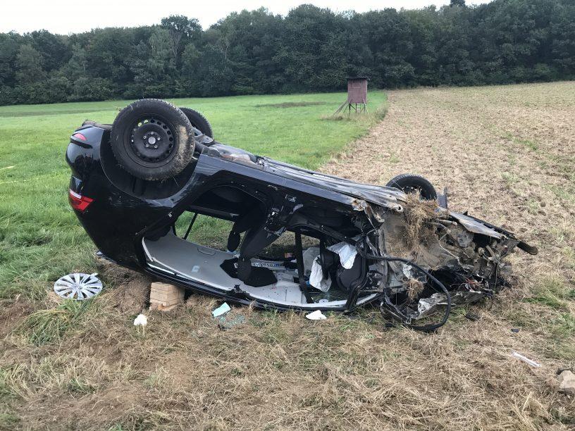 Tödlicher Unfall bei Siesbach